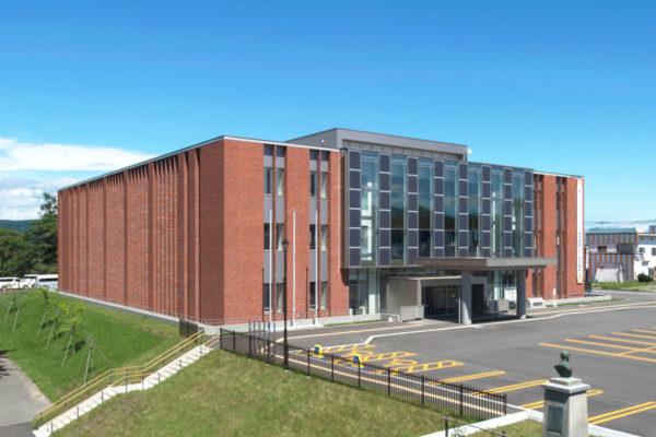 幕別町新庁舎建設工事(機械設備)