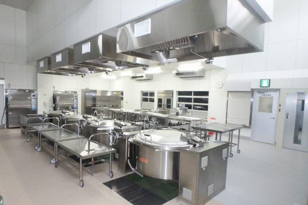 浦幌町給食センター改築機械設備工事