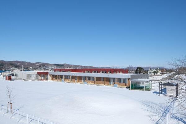 浦幌町認定こども園新築機械設備工事